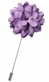 Bouquet Pin | Purple