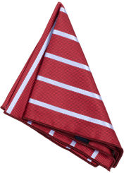 Red Striped Hanky