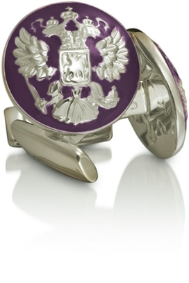 Double Eagle Silver Purple
