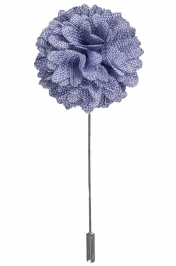 Lapel Bouquet Pin | Lavender