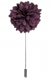 Lapel Bouquet Pin | Mulberry